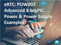 POW002: Advanced 8-bit PIC Power & Power Supply Examples